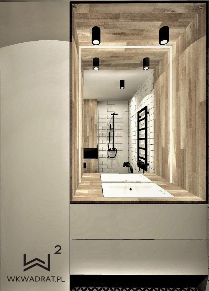 PROJEKTOWANIE I ARANŻACJA - ARCHITEKT WNĘTRZ BRODNICA 2-apartament-kołobrzeg-łazienka-styl-skandywski-wkwadrat-pl