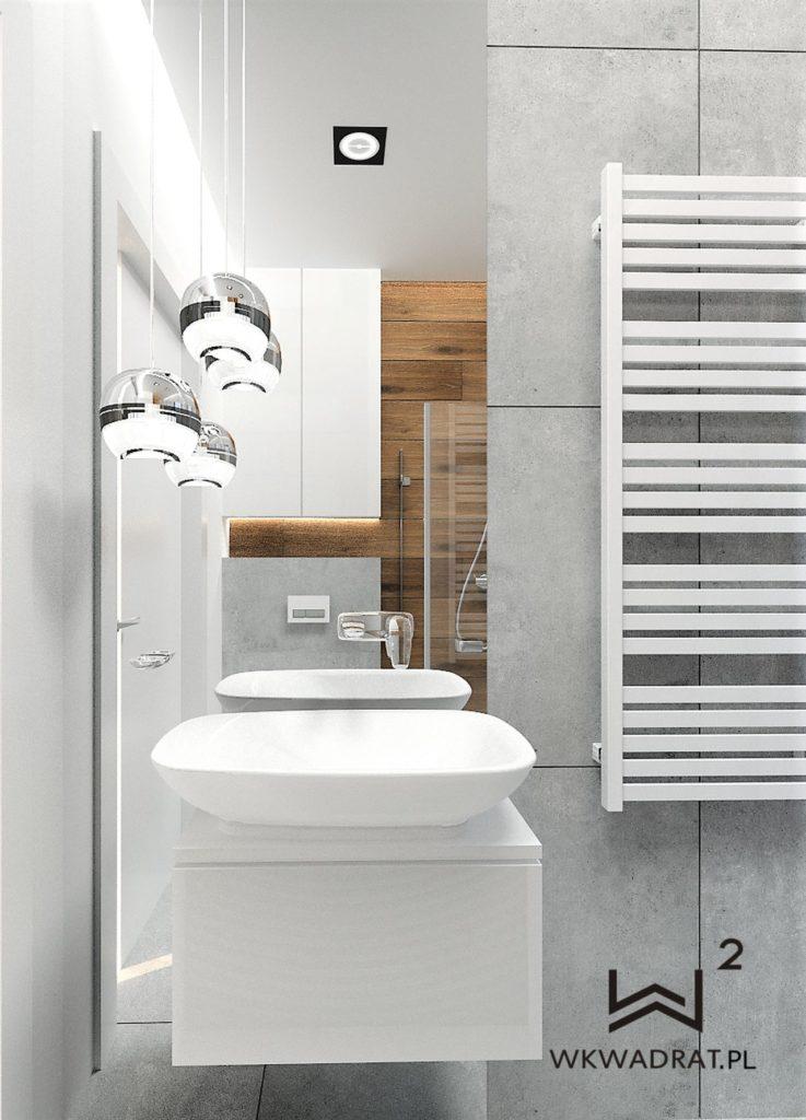 PROJEKTOWANIE I ARANŻACJA - ARCHITEKT WNĘTRZ BRODNICA 2-lazienka-mala-glamour-pracownia-aranzacji-wnetrz-wkwadrat-pl-architekt-wnetrz
