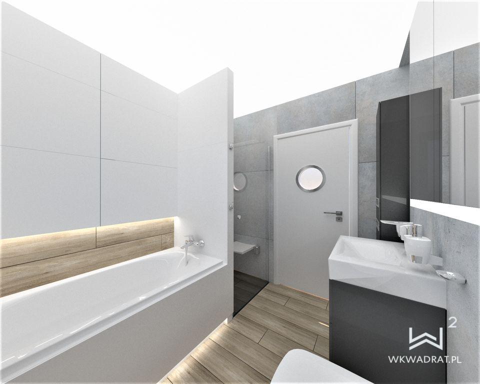 PROJEKTOWANIE I ARANŻACJA - ARCHITEKT WNĘTRZ BRODNICA 2-projekt-aranzacji-wnetrza-lazienki-drewno-betony-pracownia-wkwadrat-pl