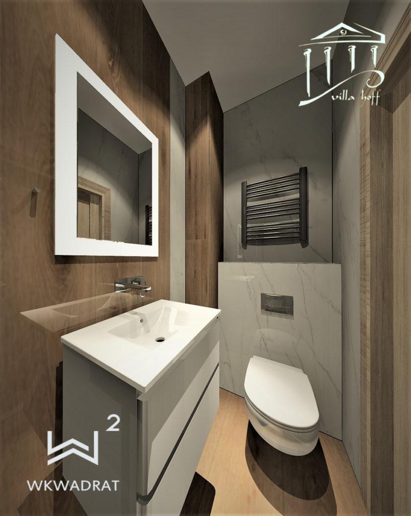 PROJEKTOWANIE I ARANŻACJA - ARCHITEKT WNĘTRZ BRODNICA 2-projekt-lazienki-grazowej-w-hotelu-projekty-pokoi-hotelowych-pracownia-wkwadrat.pl